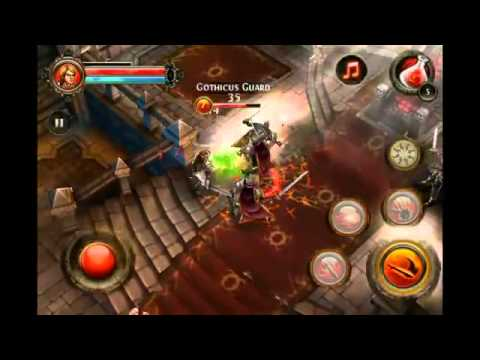 Dungeon Hunter 2 HD Nokia Symbian^3 - Nokia N8 - Download