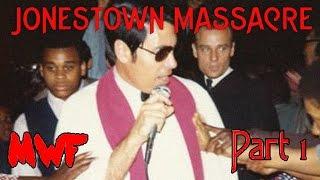 The Jonestown Massacre Part 1 - A Far-Left Movement Turned Cult