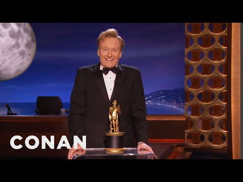 Conan Audiencey Awards For 09/18/14 Part 1  - CONAN on TBS
