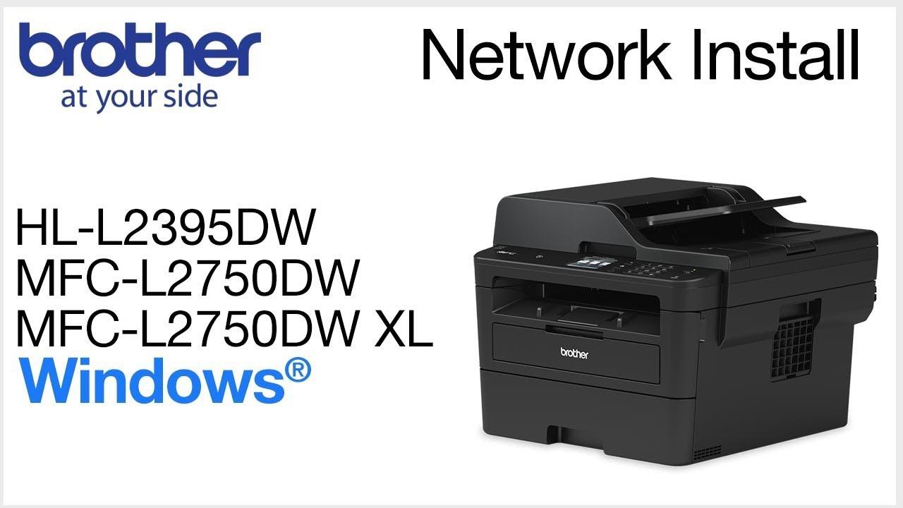 BROTHER HL-L2395DW WINDOWS XP DRIVER