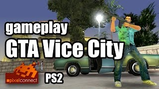 Classic Gameplay: Grand Theft Auto Vice City [PS2]