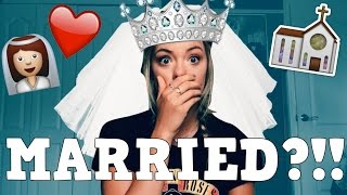 I'M GETTING MARRIED?!!  | Diamond Dixie