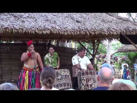 Polynesian Cultural Center 2013 Tonga - Very Funny Show