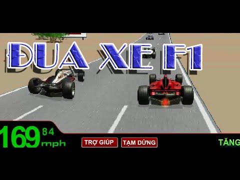 Game đua Xe F1 - Video Hướng Dẫn Chơi Game 24h