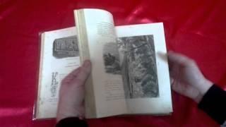 Антикварная книга Жизнь Иисуса Христа, 1890 год(Обзор антикварной книги