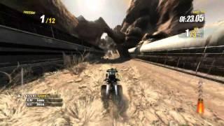 Nail'd PC Gameplay HD 5870