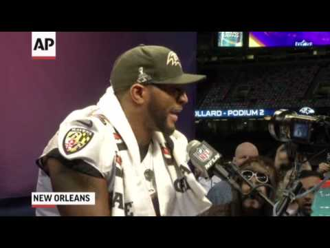 Ray Lewis Rejects Banned Substance Report