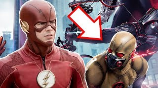 The Flash 4x08 Arrow Supergirl Crossover FINAL Trailer Breakdown! - Crisis on Earth-X