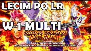 RISING DRAGON CARNIVAL LR SUMMON MMULTISUMMON   Dragon Ball Z Dokkan Battle