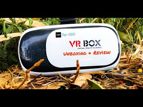 Cheapest Vr Box Unboxing And Honest Review with Natural beauty 📺 Buy or no Indian Opinions