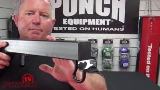 Wall Bracket Review - Boxing Bag Equipment - Punch Equipment®