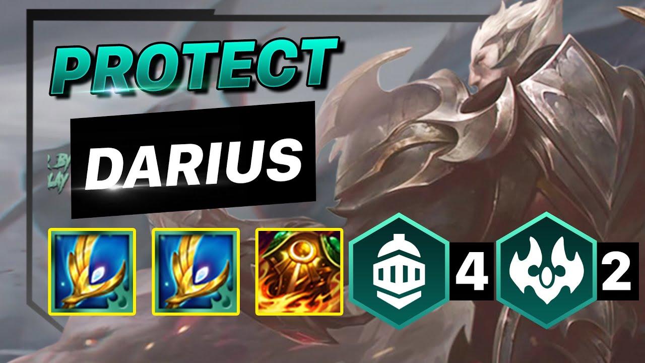 HƯỚNG DẪN ĐỘI HÌNH PROTECT DARIUS PHIÊN BẢN 11.12 ĐTCL   TFT 5.0!
