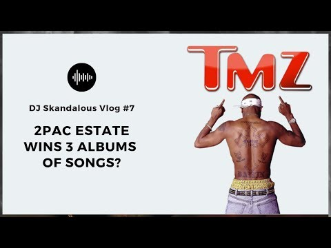 TMZ Reports 2Pac Estate Wins Rights to Unreleased Songs | How Many Are Left? (Review)