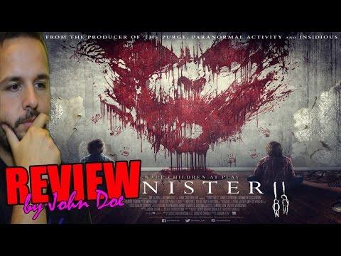 Sinister 2 - CRÍTICA - REVIEW - HD - Horror - Ciaran Foy - Scott Derrickson