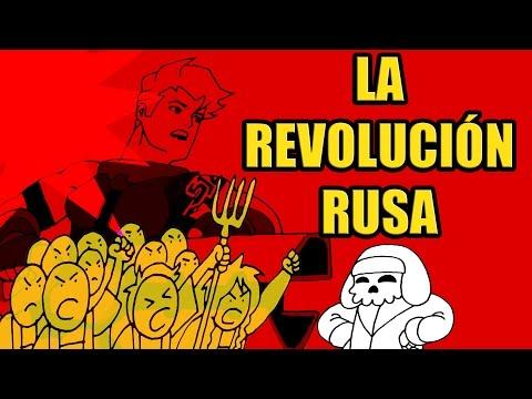 resumen-de-la-revoluciÓn-rusa