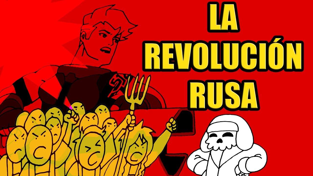 resumen de la revoluci211n rusa youtube