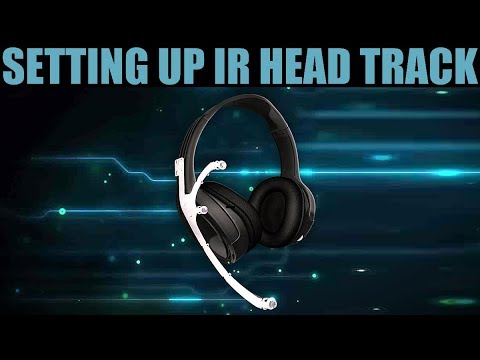 Explained: How To Set Up Head Tracking With DELAN Clip & Opentrack (DIY  TRACK IR)