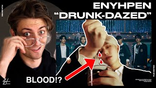 Editor Reacts To Enhypen Drunk Dazed MP3