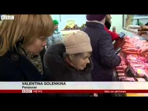 BBC News   Russia's economic turmoil  Nightmare or opportunity