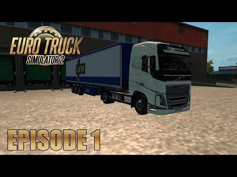 Euro Truck Simulator 2 (Demo) - Episode #1 | Wrong Way