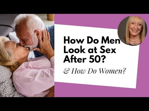 Mature Dating | Do Men Look At Sex After 50 Differently Than Women?