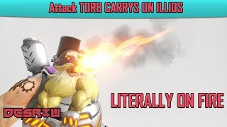 Attack Torb CARRY on Ilios GOLD elims