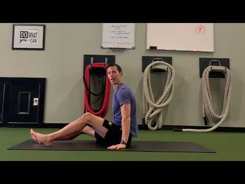 STRENGTH TRAINING WITH GROUND WORK