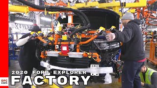 2020 Ford Explorer Factory