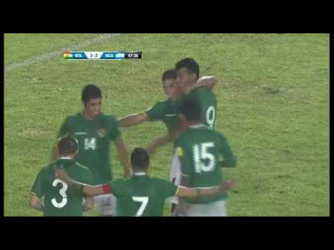 Боливия - Никарагуа 3:2 видео
