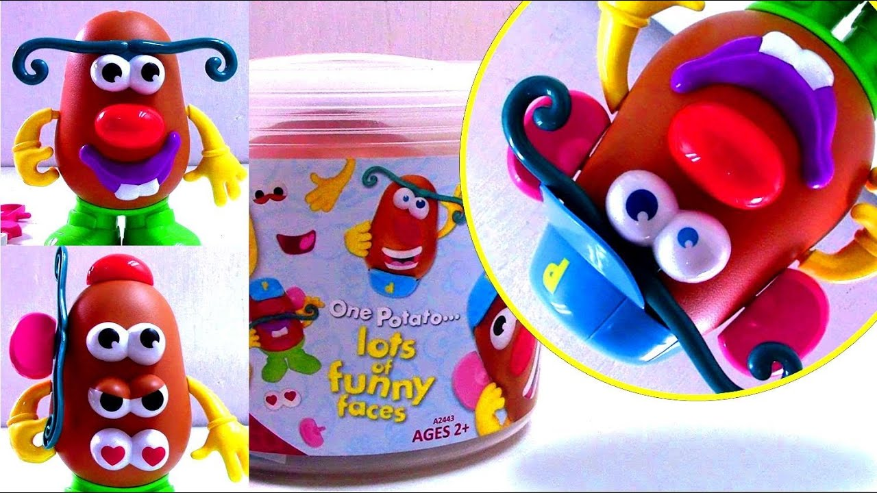 Toy Story Mr Potato Head Tater Tub by Playskool - Kids' Toys