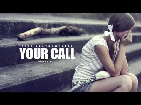 Your Call - Instrumental - Emotional Romantic Love Piano Rap Beat Hip Hop