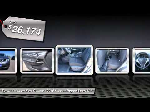 2015 Nissan Rogue Fort Collins CO 252156