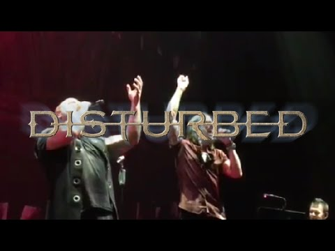 """Disturbed - """"The Sound Of Silence"""" With Myles Kennedy Of Alter Bridge (Live In Spring, TX) [8/13/16]"""