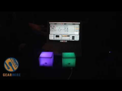 Percussa AudioCubes: Alternate