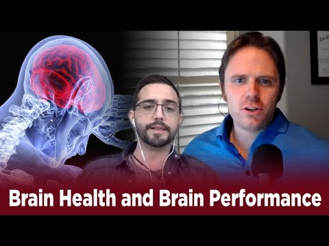 Brain Health and Brain Performance with Cavin Balaster | Podcast #182