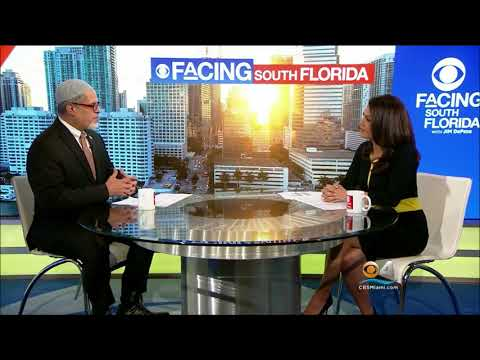 SCOTUS Decision on Trump's #MuslimBan [CAIR-Florida Comms. Director Wilfredo Ruiz CBS4]