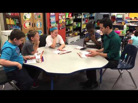 Language Arts Reading Groups