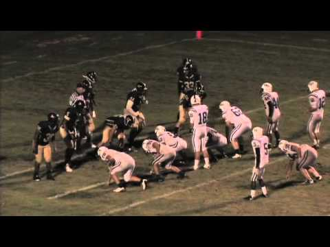 Rutherfordton Spindale Central vs. Chase High School Football Highlights 2011