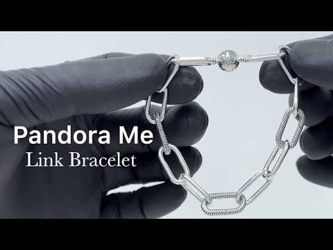 *NEW* PANDORA ME Sterling Silver Link Bracelet 598373 (Autumn 2019)