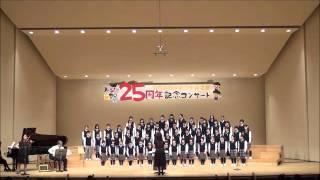 2015年10月12日 札幌北野少年少女合唱団 25周年記念コンサート.
