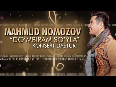 Mahmud Nomozov - \