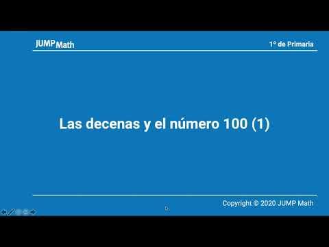 1. Unidad 7. Las decenas y el numero 100 I