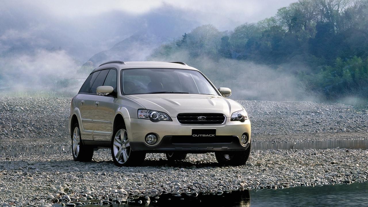 Subaru Outback Замена на БИ ксеноновые линзы Hella 3 1R