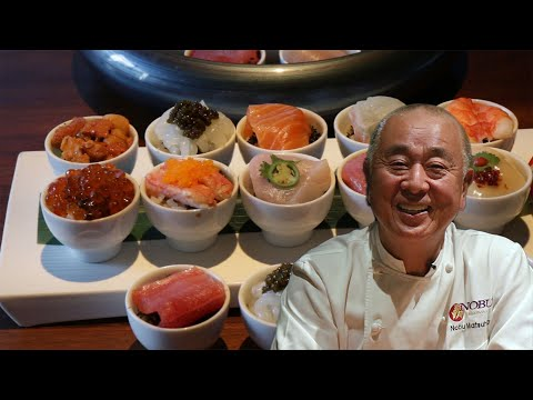 Tasty Story With Chef Nobu Matsuhisa