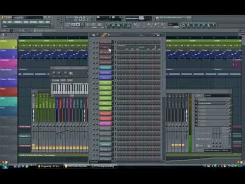 Fl Studio: Avicii - Penguin