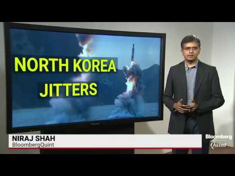 Asian Markets Take North Korea Missile Test On The Chin