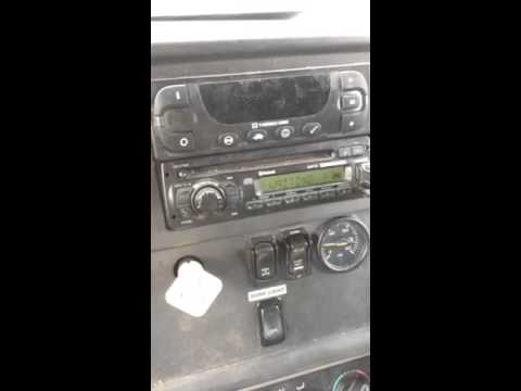 bluetooth sync in a freightliner truck youtube rh youtube com Freightliner XC Chassis Wiring Diagram 2000 Freightliner Wiring Diagram