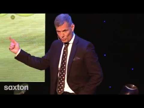 Gulf War POW, RAF pilot & best-selling author John Peters | 2014 Saxton Ultimate Event Experience