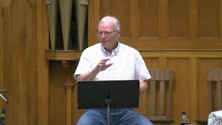 Aug 23 2020 - Calvary United Church (message portion)