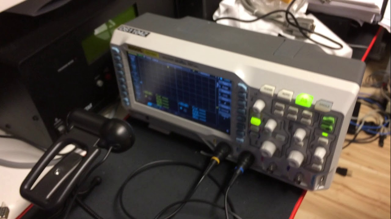 NG7M - #1 FSK RTTY Diddle Timing 'Jitter' Experiment (MMTTY/EXTFSK64 vs   TinyFSK/Arduino Nano)